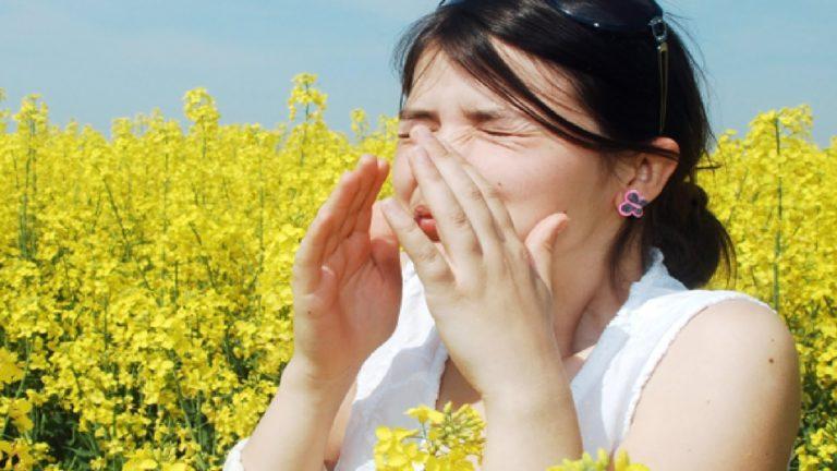 Народные средства от аллергии - 5 рецептов