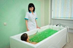 Лечение псориаза соляными ваннами