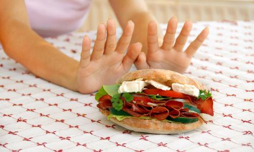 отказ от гамбургера