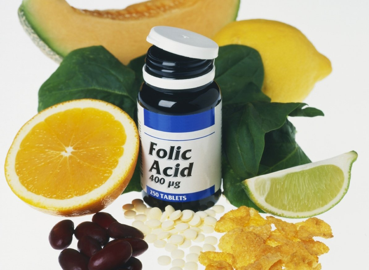 фолиевая кислота повышенном холестерине