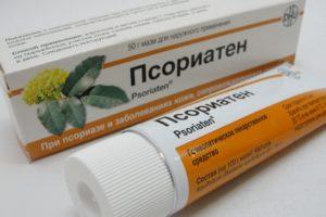 Псориатен от псориаза