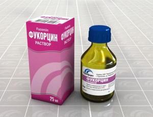 Фукорцин от псориаза
