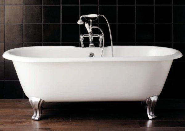 ванна и смеситель