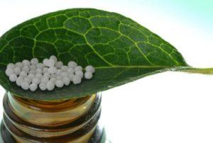 Гомеопатия при экземе