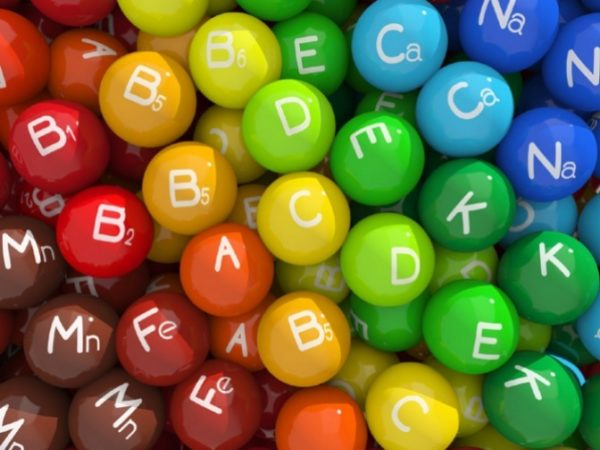 витаминные драже с буквами