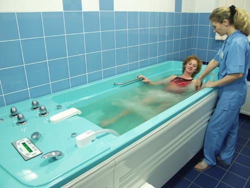 ванна с кислородом