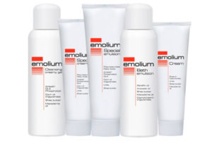 Эмолиум при дерматите