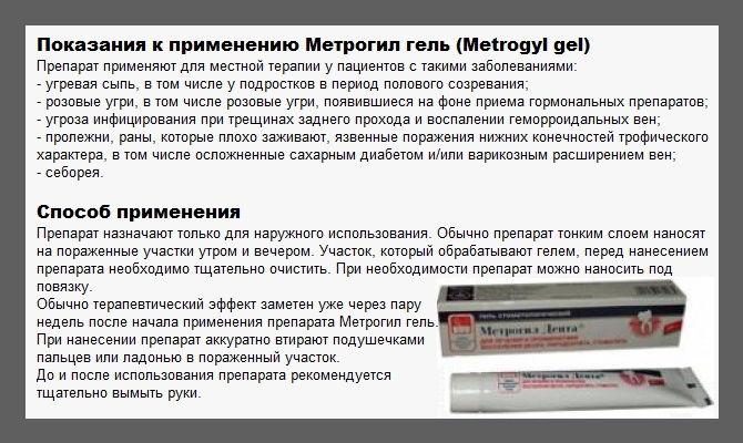 Метрогил гель вагинальный 1% туба 30 гр инструкция, купить в москве.