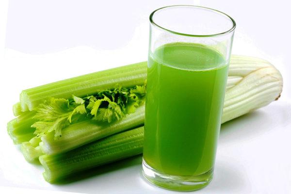 сельдерей и его сок
