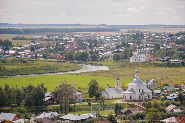 волжский городок