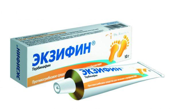 экзифин (тербинафин)
