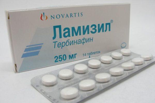 ламизил (тербинафин)