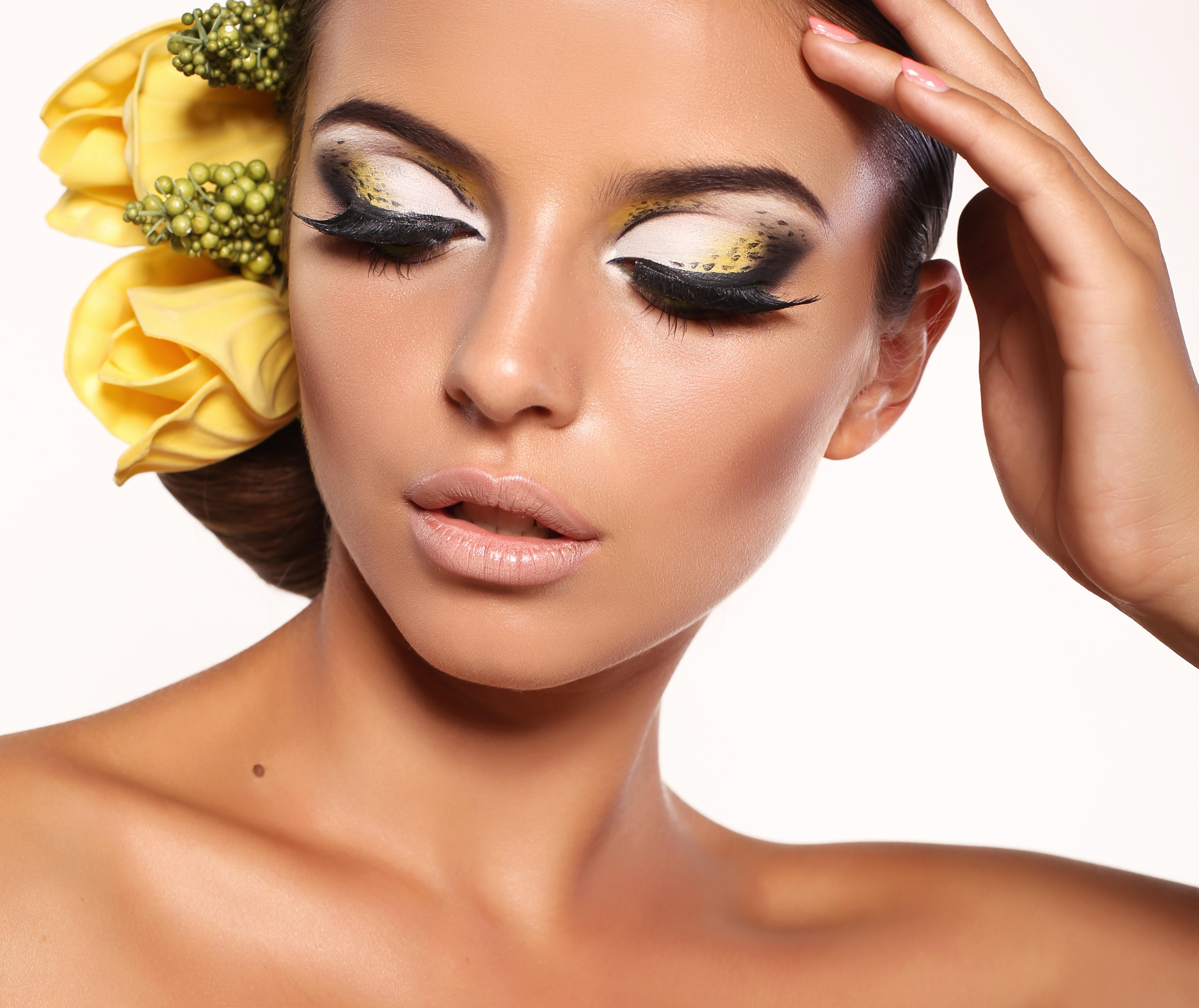 тенденции макияжа