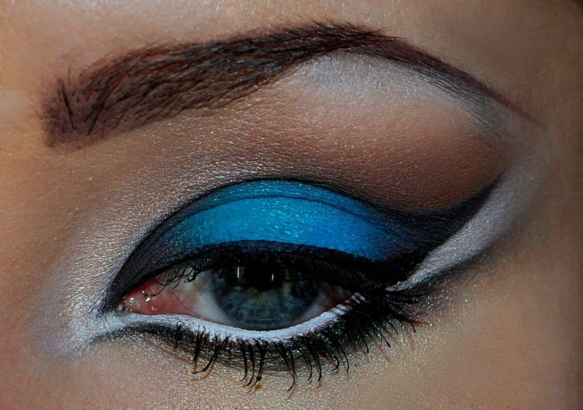 как выбрать цвет макияжа
